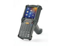 Zebra MC9200 Premium, 2D, LR, BT, WLAN, Gun, Disp., WEC 7