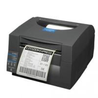 Citizen CL-S521, 8 Punkte/mm (203dpi), ZPL, Datamax, Dual-IF, weiß