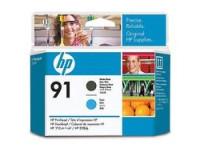 Hewlett Packard PRINTHEAD MATTE BLACK + CYAN