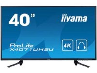 Iiyama X4071UHSU-B1 100.3CM 39.5IN 4K