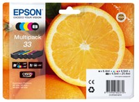 Epson MULTIPACK 5-COL.33 PREM.INK