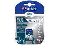 Verbatim SECURE DIGITAL CARD SDHC PRO