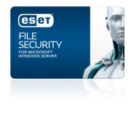 ESET File Security for Microsoft Windows Server 1 Server 3 Years Renewal License