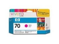 Hewlett Packard INK CARTRIDGE NO 70