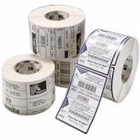 Zebra Z-Select 2000T, Etikettenrolle, Normalpapier, 76x76mm, 6 Stück