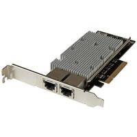 StarTech.com 2-PORT PCIE 10GB ETHERNET NIC