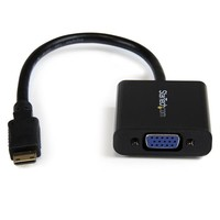 StarTech.com MINI HDMI TO VGA ADAPTER