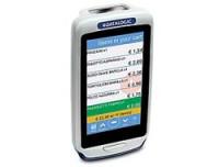 Datalogic ADC Joya Touch Plus, 2D, BT (BLE), WLAN, NFC, blau, grau, WEC 7
