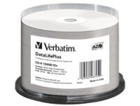 Verbatim CD-R 50PK SPINDLE AZO WIDE