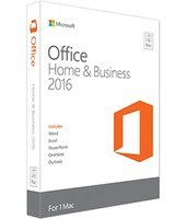 Microsoft OFFICE MAC HOME BUSINESS 2016