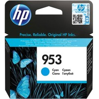 Hewlett Packard INK CARTRIDGE NO 953 CYAN