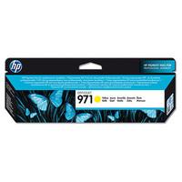 Hewlett Packard INK CARTRIDGE NO 971 YELLOW