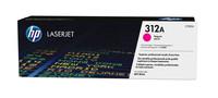 Hewlett Packard CF383A Tonrkasst 312A Magenta