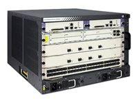 Hewlett Packard HP HSR6804 ROUTER CHASSIS