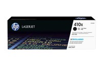 Hewlett Packard TONER CARTRIDGE 410X BLACK