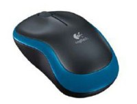 Logitech WIRELESS MOUSE M185 BLUE USB
