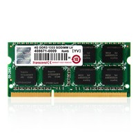 Transcend 2GB DDR3 1600 SO-DIMM 1RX8