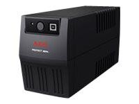 AEG Protect alpha. 600VA 360Watt USB 4xC13 Line interactive