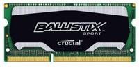 Crucial 4GB DDR3 1866 MT/S (PC3-12800)