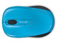 Microsoft WRLS MOBILE MOUSE 3500 USB BLU