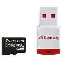 Transcend 32GB MICROSDHC10 + RDP3