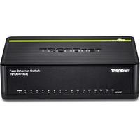 Trendnet 16-PORT 10/100MBPS GREENNET