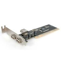 StarTech.com 3 PORT PCI LP USB ADAPTER CARD