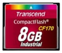 Transcend 8GB CF CARD (CF170)