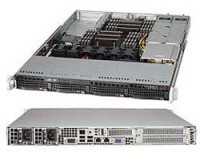 Supermicro SMC BL360V3V 1U E5-2620 2X8GB