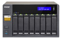 QNAP TS-853A-4G 8BAY 48TB WD RED PR