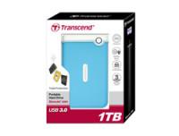 Transcend 1TB STOREJET2.5IN EXTERNAL HDD