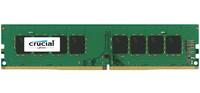 Crucial 8GB KIT (4GBX2) DDR4 2400 MT/S