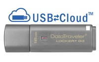 Kingston 16GB USB 3.0 DT LOCKER+ G3