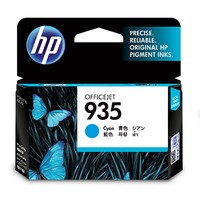 Hewlett Packard INK CARTRIDGE NO 935 CYAN