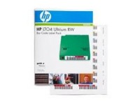 Hewlett Packard HP LTO-4 Ultrium Etiketten