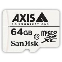 AXIS SURVEILLANCE SD CARD 64 GB 10P