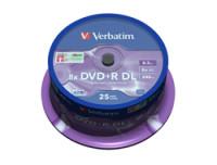Verbatim DVD+R DOUBLE LAYER 8.5GB 8X