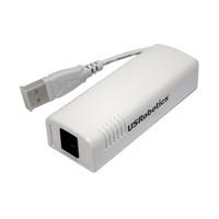 56K V.92 External USB Modem