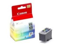 Canon CL-51 INK CARTRIDGE COLOR