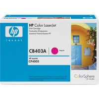 Hewlett Packard CB403A HP Toner Cartridge 642A