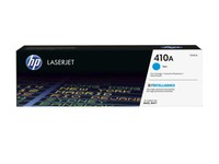 Hewlett Packard TONER CARTRIDGE 410X CYAN