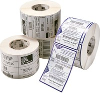 Zebra Z-Perform 1000T, Etikettenrolle, Normalpapier, 127x64mm, 4 Stück