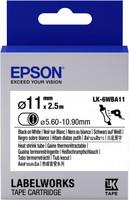 Epson TAPE - LK6WBA11 HST BLK