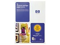 Hewlett Packard Professional Brochure Paper