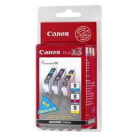 Canon CLI-8 C/M/Y MULTI PACK SEC