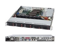 Supermicro SMC BL360V3 1U E5-2620 2X8GB