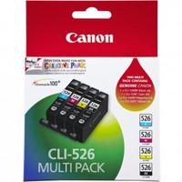 Canon CLI-526 C/M/Y/BK PHOTO VALUE B