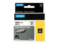 Dymo RHINO HEAT SHRINK TUBE 19X 1,5