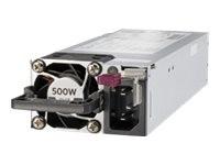 Hewlett Packard 500WFSPLATHTPLGLHPWR-STOCK