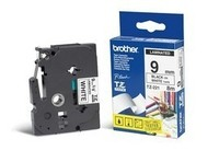 Brother TZE-221 LAMINATED TAPE 9mm 8m